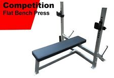Body Iron Commercial Flat Bench Press BP200   Gym Equipment  Home Gym