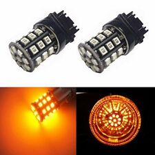 JDM ASTAR 3156 3157 Amber High Power AX-2835 SMD Car Turn Signal LED Lights Bulb