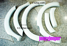 ISUZU ALL NEW D-MAX DMAX FENDER FLARES FLARE WHEEL ARCH 2012 2013 2014