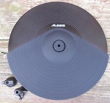 """Alesis DMPad 14"""" 3-Zone Chokeable Ride Cymbal with rotation stopper, felt, nut"""