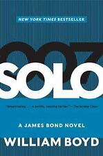 Solo : A James Bond Novel by William Boyd (2014, Paperback)