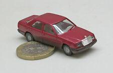 Herpa 03097: Mercedes Benz 300 E, rosso metallizzato