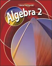 Algebra 2, Student Edition, McGraw-Hill, Good Books