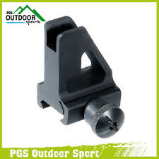 Tatical Airsoft Rifle Airgun UTG Detachable Front Sight Picatinny/Weaver Mount
