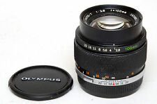 Olympus OM-System Zuiko Auto T 100mm F2.8 with Covers