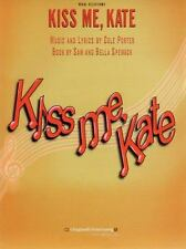Kiss Me Kate: A Musical Comedy (Vocal Selection) by Cole Porter, Sam and Bella