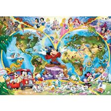 1000 TEILE PUZZLE WALT DISNEY WORLD, RAVENSBURGER 157853