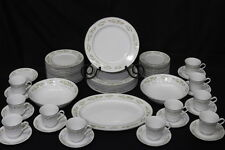 "57 Pc China ""SPRINGTIME"" #326 for International Silver Company, Made in Japan"