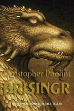 The Inheritance Cycle: Brisingr 3 by Christopher Paolini (2010, Paperback)