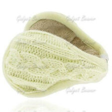Knitted Earmuff Headphones,3.5mm Audio,Universal For Mobile Phones & MP3 Players