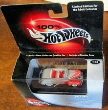 Hot Wheels Black Box Blown '40 Ford gray w/red item: #54522 mfg: 2000 col #12