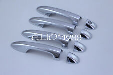 Chrome Door Handle Cover Trim 8pcs For Toyota Innova 2016 2017