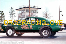 "Wally Booth ""Rat Pack 1"" 1969 Chevy Camaro Pro Stocker PHOTO!"