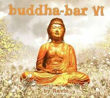 2 CD RAVIN BUDDHA BAR VI BOOKLET