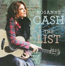 ROSANNE CASH**THE LIST**CD