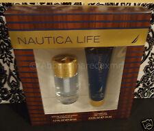 (1) Nautica Life Gift Set - Eau De Toilette 1.7 fl oz & Shower Gel 2.5 fl oz