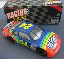 JEFF GORDON #24 DUPONT MONTE CARLO 1995 RCCA 1:24 DIE CAST ONE OF 5,004
