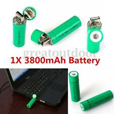 NEW 3800mAh XTAR MP1S USB battery charger 18650 Cells USB Rechargeable Battery