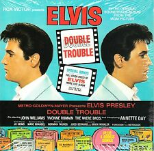 Elvis Presley DOUBLE TROUBLE - FTD 38 New / Sealed CD
