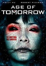 Age of Tomorrow (DVD, 2014) Kelly HU  NEW   Extinction Has Arrived