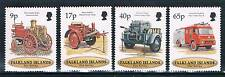 Falkland Is 1998 Falklands Fire Service SG799/802 MNH