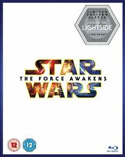 Star Wars The Force Awakens- 2 Disc Blu-Ray Limited Edition - JJ Abrams