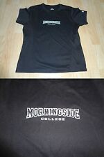 Women's Morningside College Mustangs L Under Armour T-Shirt Tee