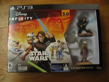 Disney Infinity 3.0 Edition Star Wars Starter Pack,  PS 3, new and sealed