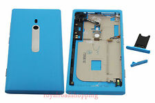 New Full Housing Battery Case Cover+SIM Tray+USB door Parts for Nokia Lumia 800