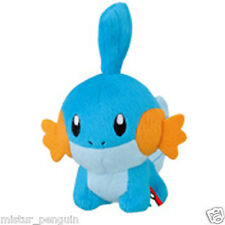"My Pokemon GO Collection MUDKIP 4"" Plush Doll Toy Plushie Key Chain MPC XY NWT"