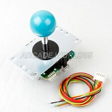 Genuine Original Sanwa JLF-TP-8YT 8 ways Joystick For Arcade kits Control Blue