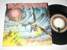 "7""/IRON MAIDEN/FLIGHT TO ICARUS/emi 006-07721"