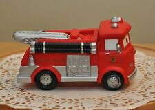 Disney CARS RED Fire Truck Character Cake Topper Figurine