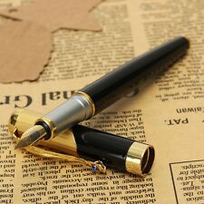 Professional Writing Hero 91 Vintage Fountain Pen Fine Nib Made 0.5mm Nice Gift