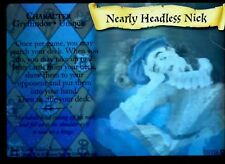 Harry Potter Trading Card Game NEARLY HEADLESS NICK 13/116 Adult Owned Near Mint