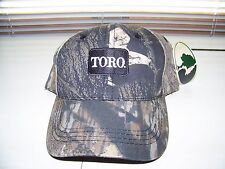 TORO Hat (Brand New in MOSSY OAK Camouflage) - Toro Outdoor Power Equipment