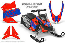 SKI-DOO REV XP SNOWMOBILE SLED GRAPHICS KIT WRAP CREATORX DECALS CAN FLYER BLR