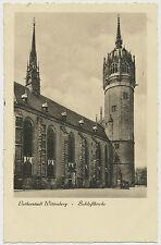 AK Lutherstadt Wittenberg - Schloßkirche  (T731)