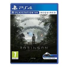 Robinson The Journey PlayStation VR PS4 Game NEW