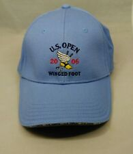 US Open 2006 Winged Foot light blue Ball Cap/Hat