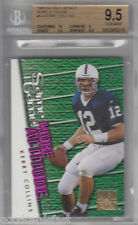1995 Skybox Impact rc KERRY COLLINS rookie More Attitude INSERT card BGS 9.5 10