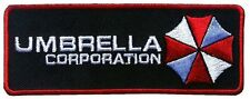 Umbrella Corporation Logo Resident Evil Jacket Cosplay- Velcro hook backing