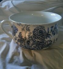 Crown Devon Fielding Staffordshire Vintage Chamber Pot Charlotte Pattern Lovely