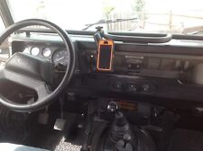 Land Rover Defender Dash Dock / RAM Mount (90 / 110 / 130) phone, GPS, iPad, etc