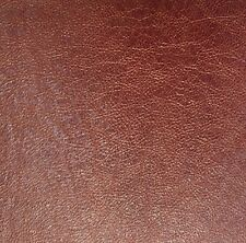 LEATHER PIECES OF COWHIDE 1 @ 50CM X 40CM CONKER CRACKLE FINISH 1.6mm THICK