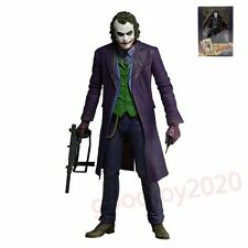 "DC Comics Batman Dark Knight Collectible The Joker 7"" Action Figure neca Toy"