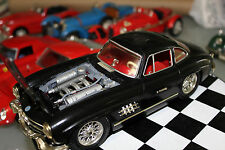 Burago 1:18 Scale 1954 Mercedes-Benz 300 SL (BLACK)