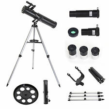 NEW 700-76 Reflector Astronomical Telescope Performance Black FAST DELIVERY