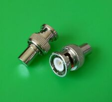 (2 PCS) BNC Male Terminator - 50 Ohm - USA Seller