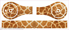 Cover Adesiva Sticker per Cuffie Monster Beats by Dre Studio GIRAFFE Nuova New